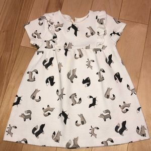 Foxes BabyGirl Dress 18-24 mo